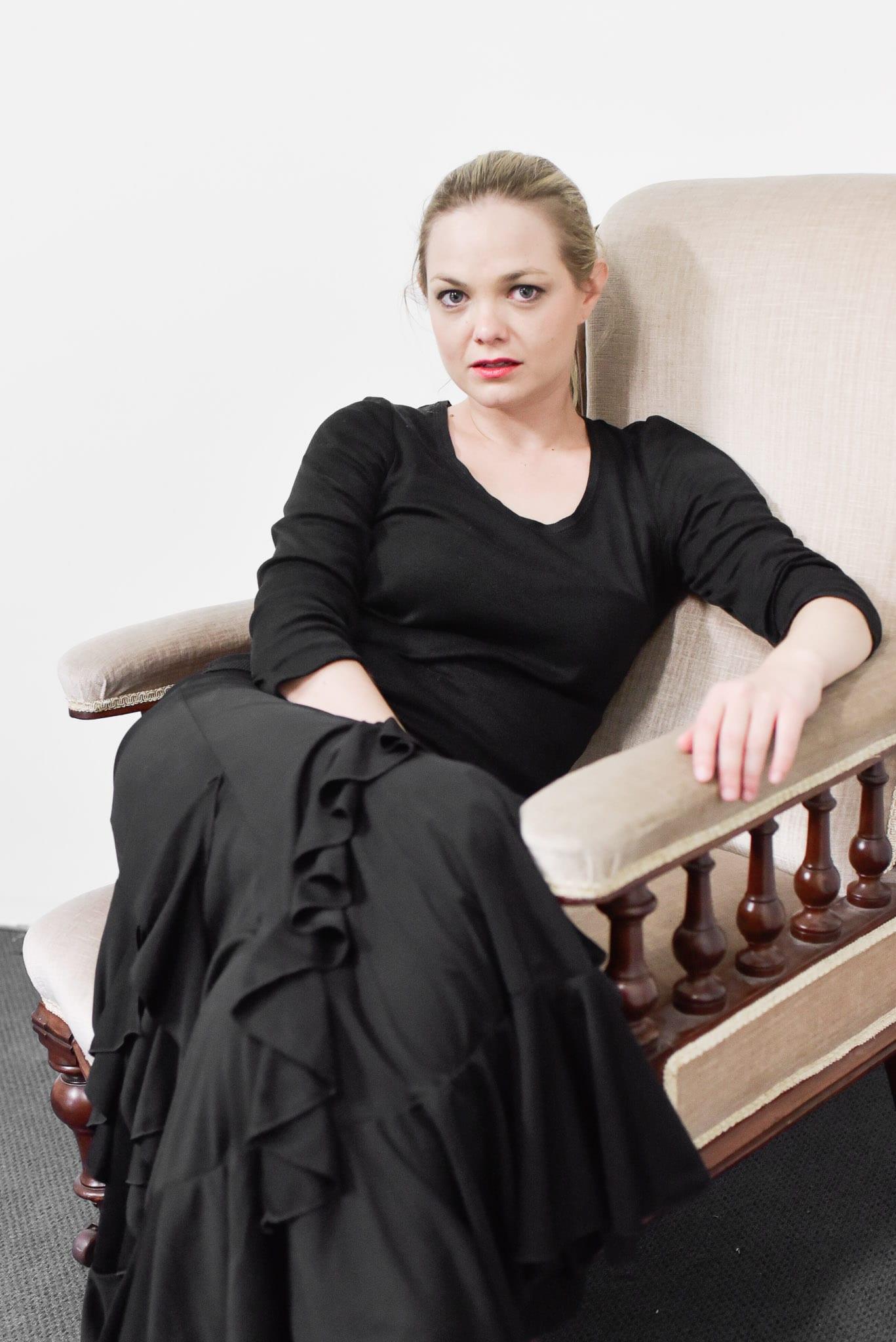 Sofia Danza Vivia Flamenco Dancer from Perth